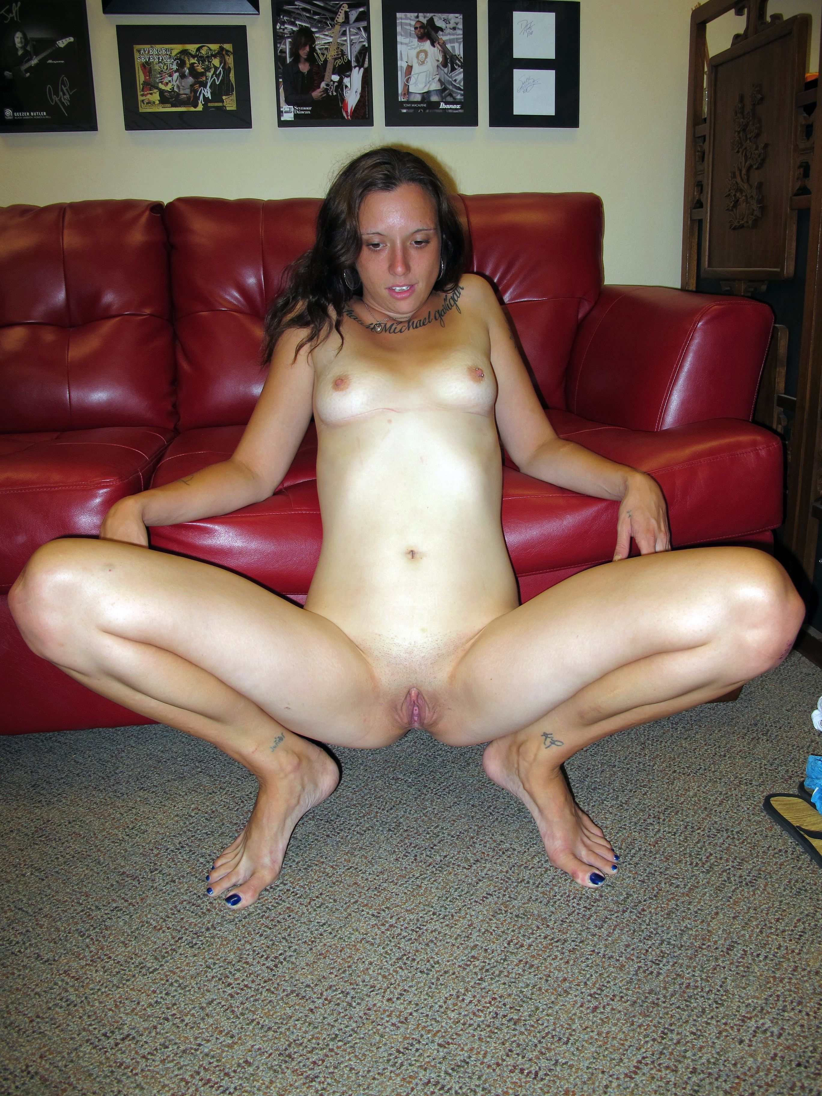 Squats naked Hottest vids