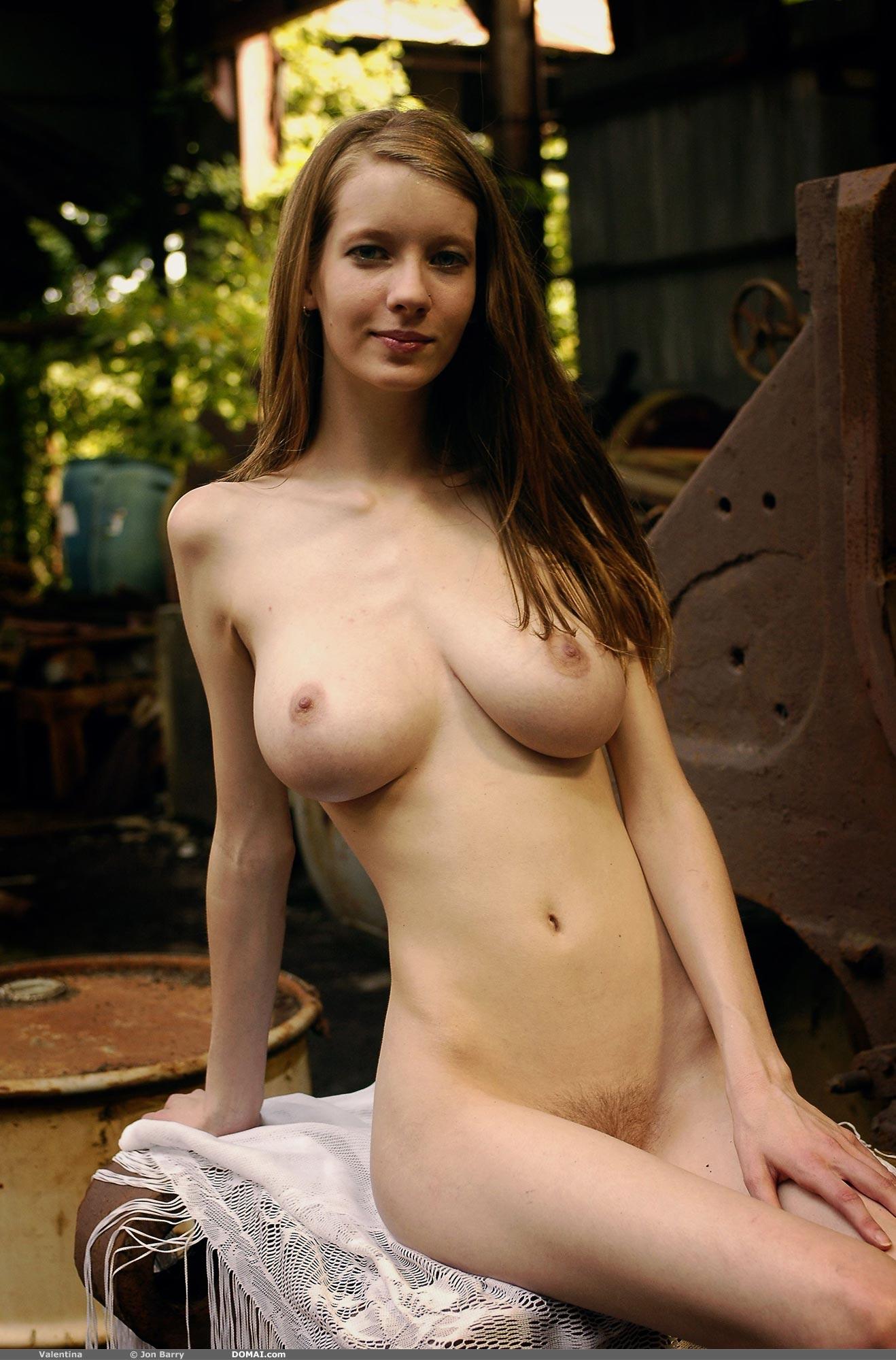 Tits slim body big Big Boobs