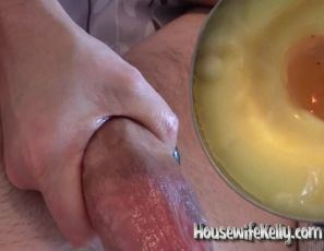 Leaf reccomend Hot wax on cock