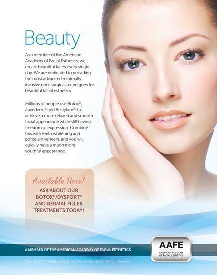 American academy of facial cosmetics