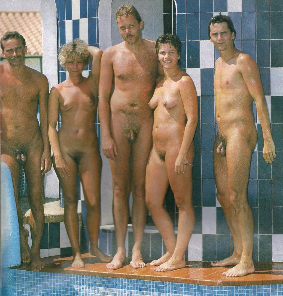 Nude boy girl