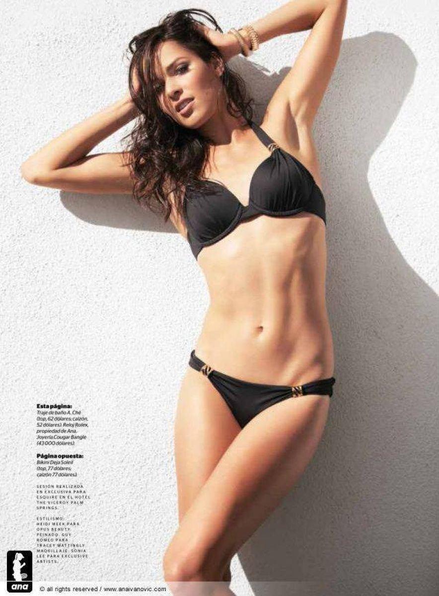 Ana Ivanovic Nude Pics ana ivanovici in bikini - photos and other amusements