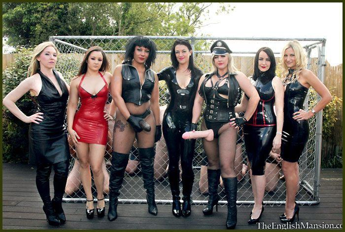 Opinion you english femdom the mansion agree