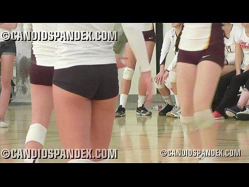 amatør porno volleyball shorts