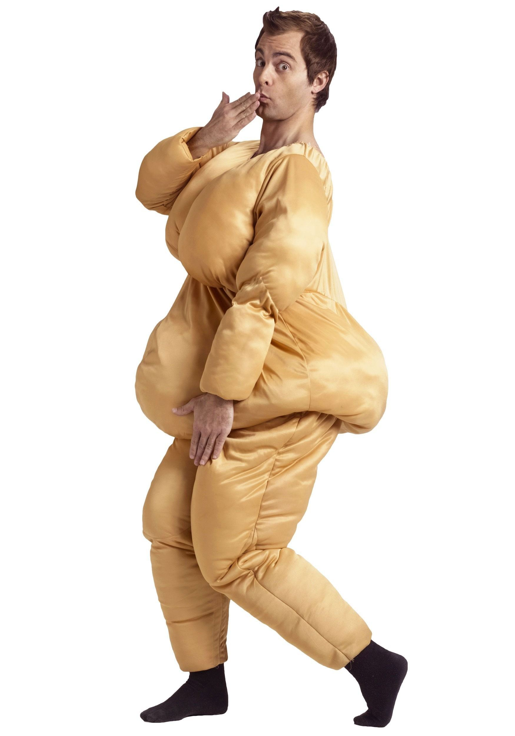 Fat lady costume