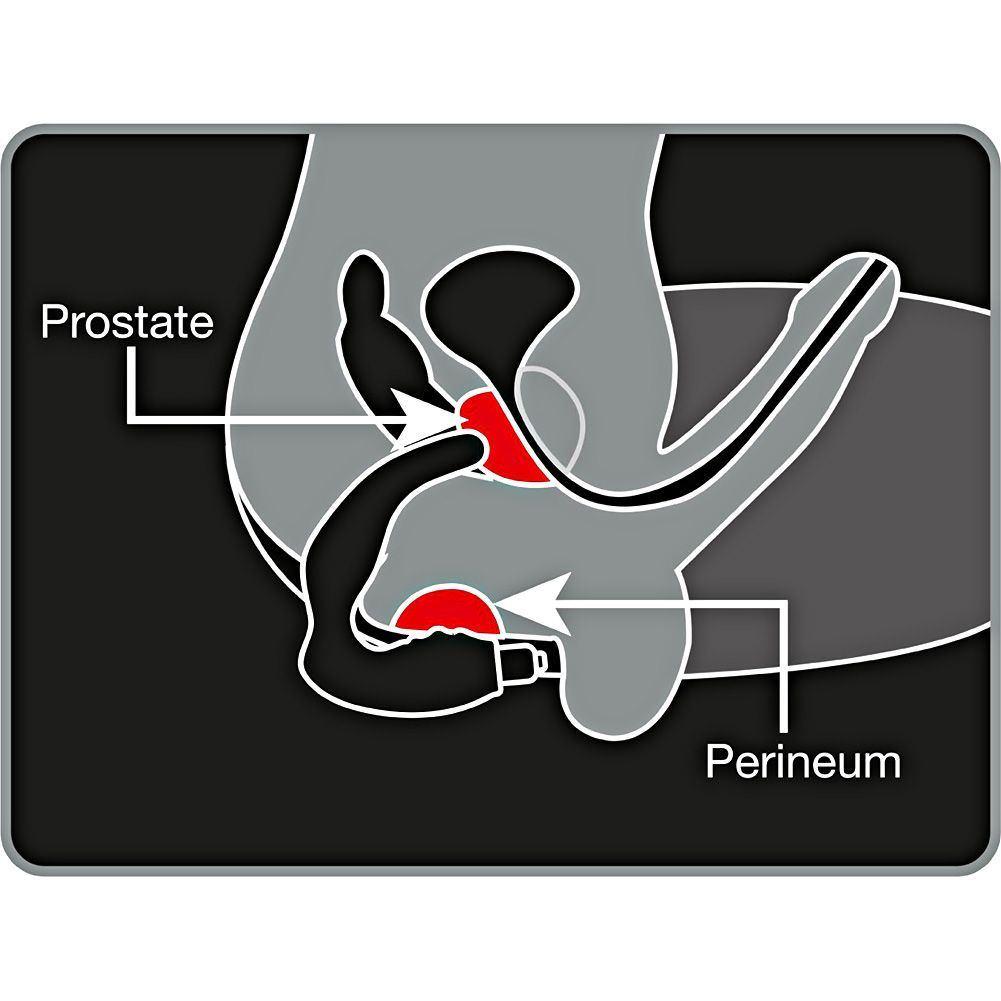 Rolly P. reccomend Cheeky boy prostate vibrator