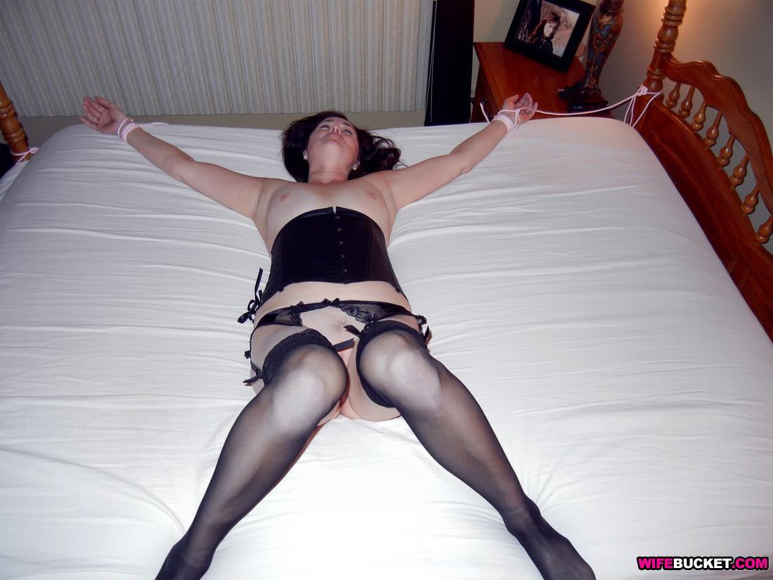 best of Bedroom bondage Private