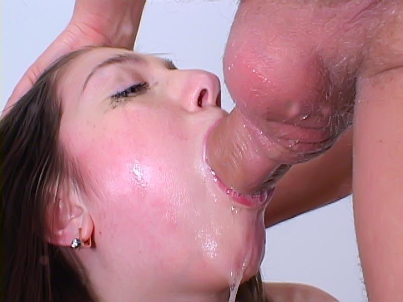 Free oorn deep throat