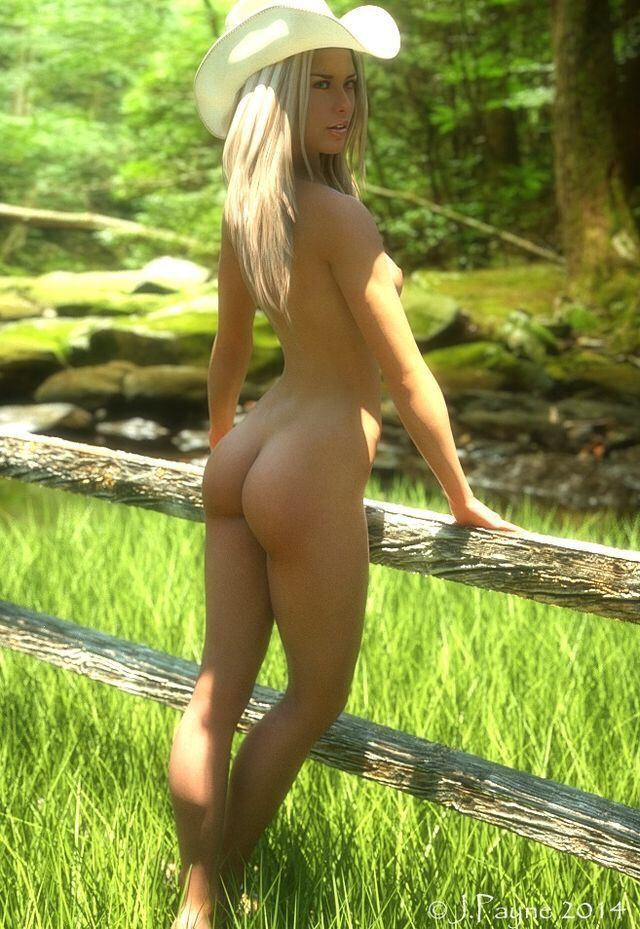 Hot topless country girls