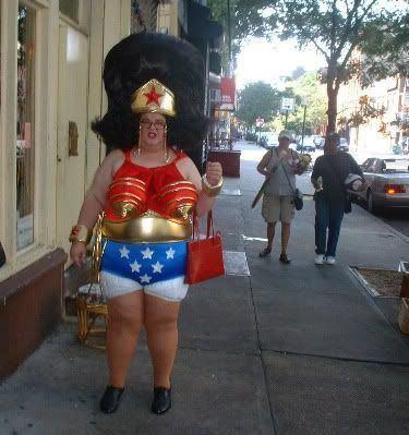 Cupcake reccomend Fat lady costume