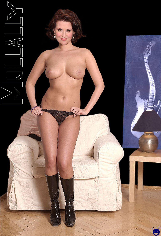 nackt Mullally Megan 'Will &