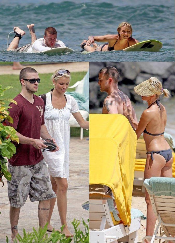 Justin timberlake bikini