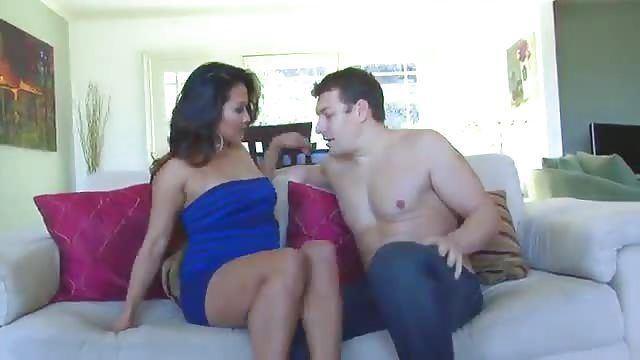 Husband spanks wife for discipline