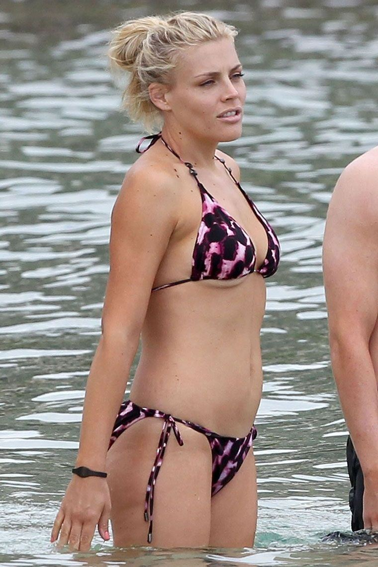 Nude busy philipps Busy Phillips
