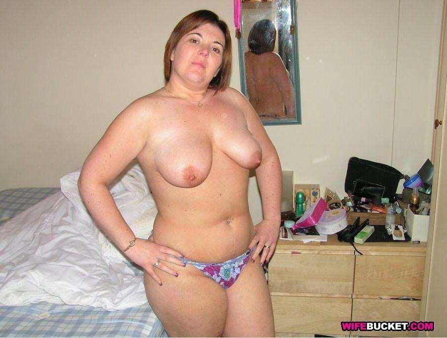 Homemade nude