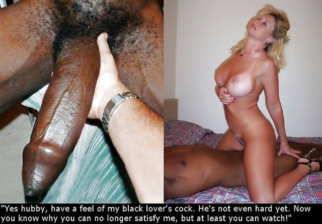 best of And pregnant cuckold Interracial