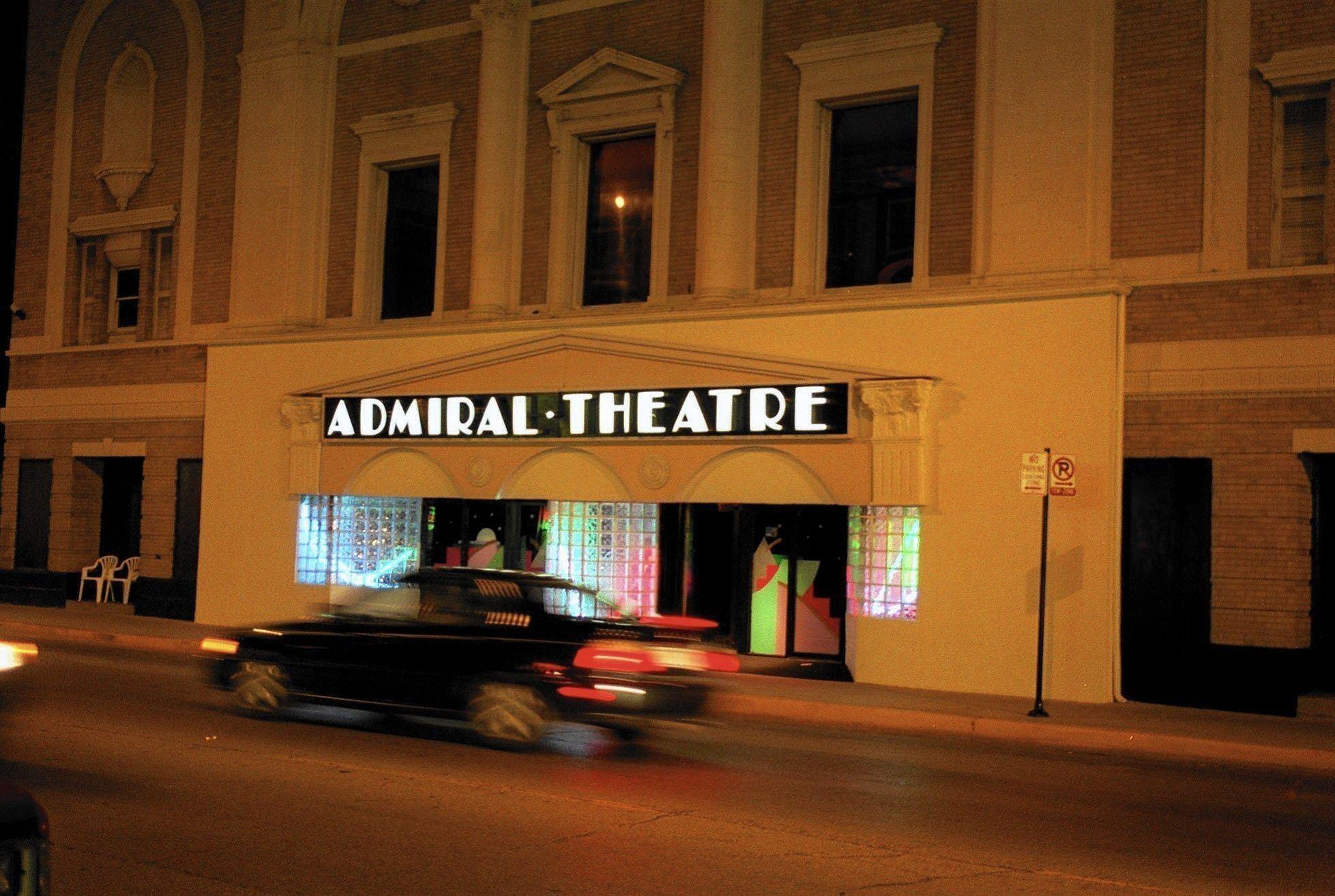 Admiral club strip