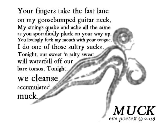 Contest erotic poetry