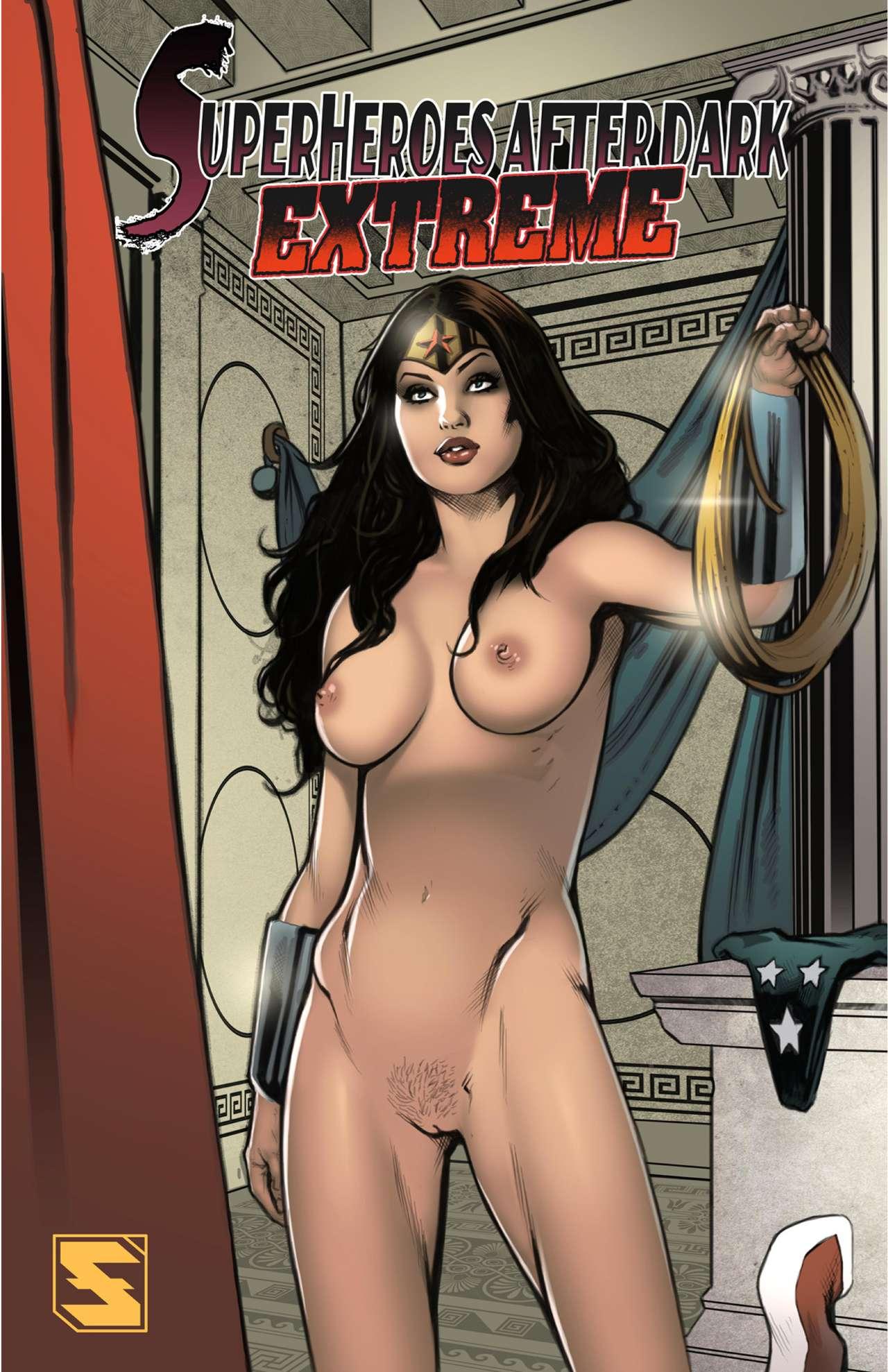 sie hulk power girl porno