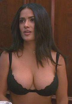 Salma hayek boob pictures