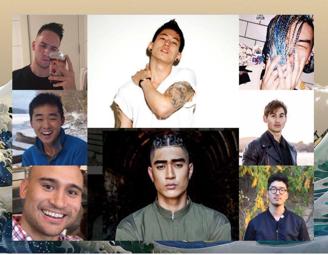 Herald reccomend Asian male role model