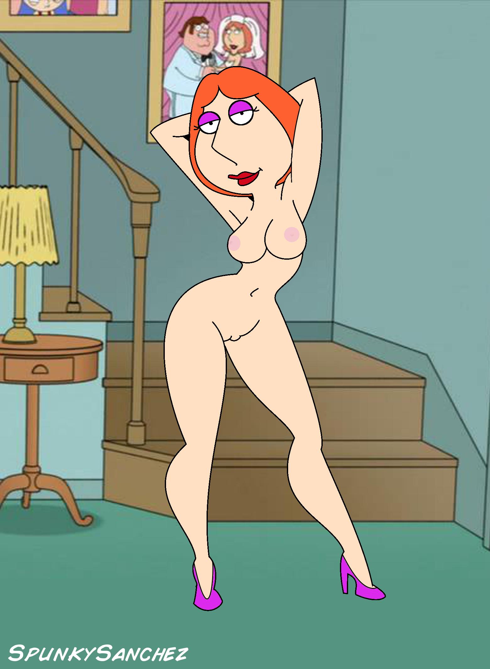 Cartoon porn lois griffin