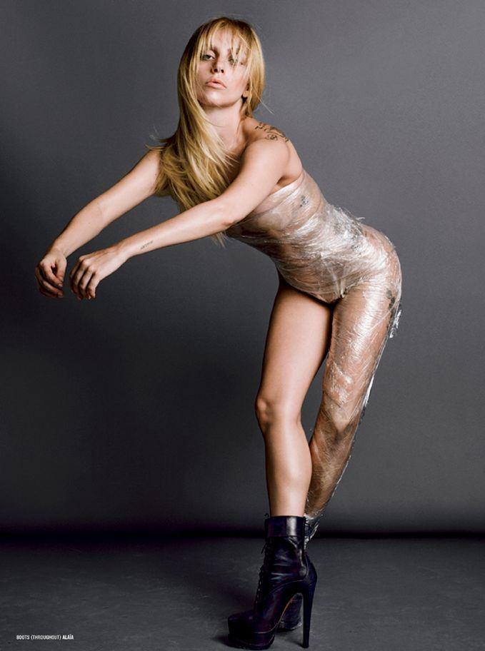 Lady gaga fully nude