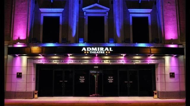 Equinox recomended Admiral club strip