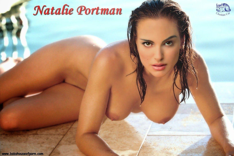Protman nackt natalie Natalie Portman