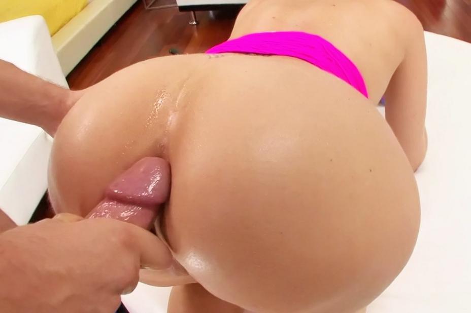 Belladona ass lick