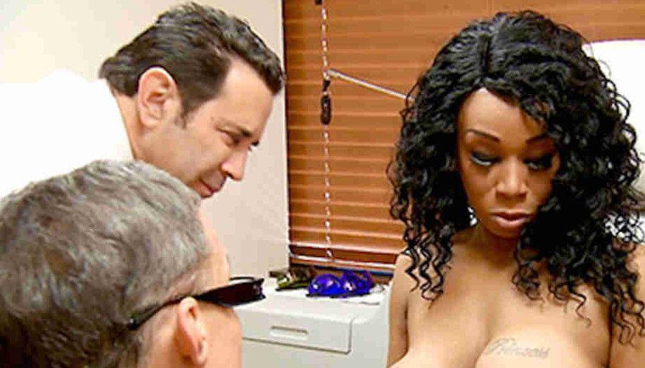 Monique imes black pussy