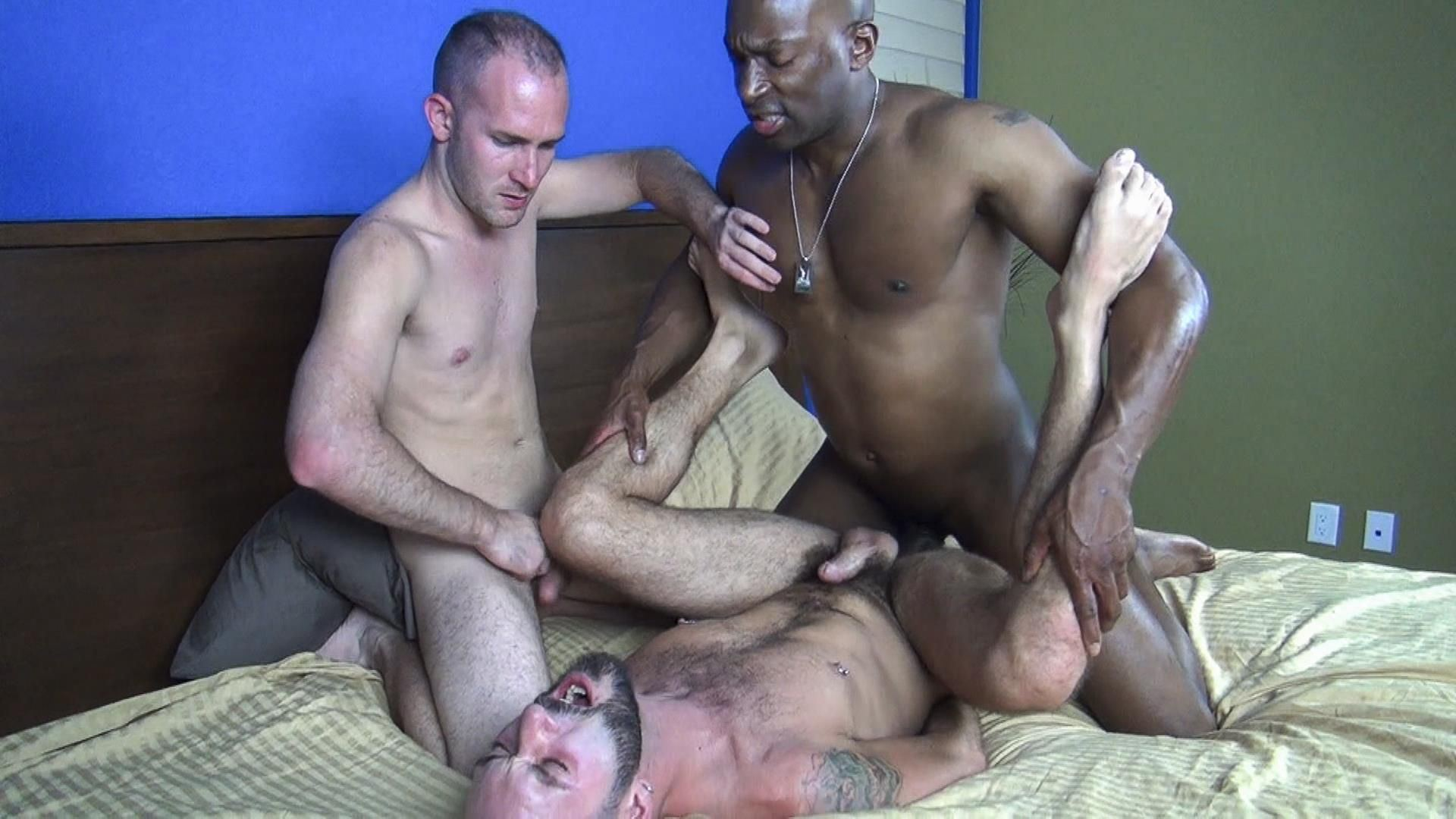 best of White Black free threesome clips and male gay