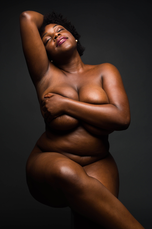 queen latifah nuda