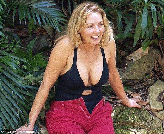Carol vordermans huge tits