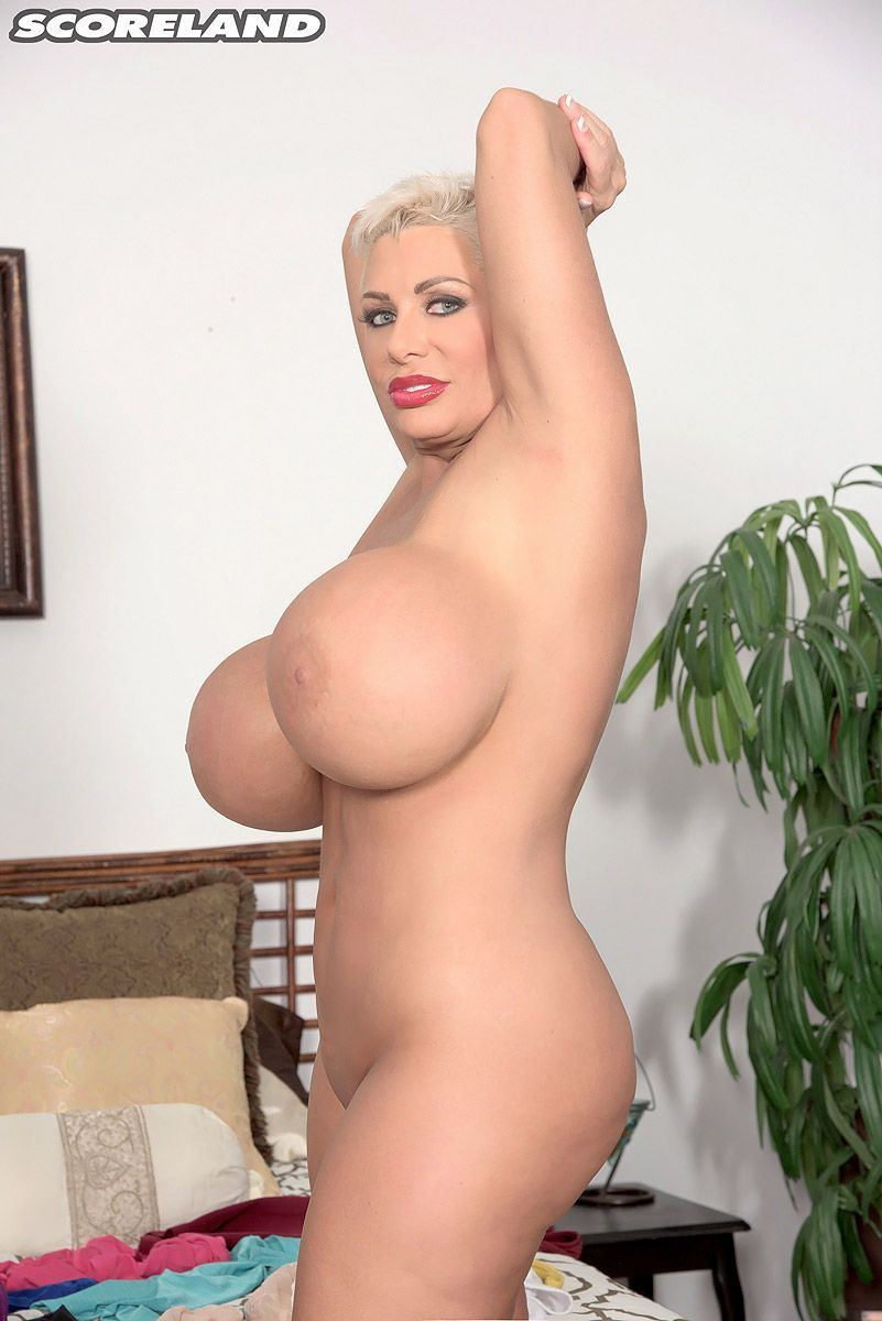 Claudia marie boobs busty blonde