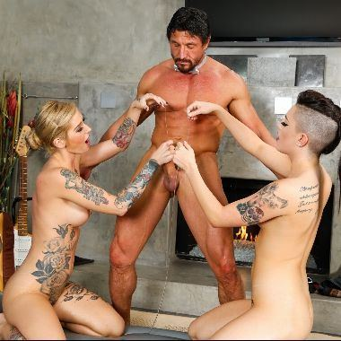 Whisky G. reccomend Threesome fuck xxx