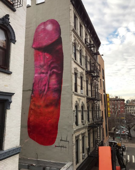 best of Art Giant dick