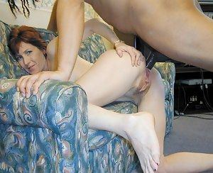 Mature Anal Tight