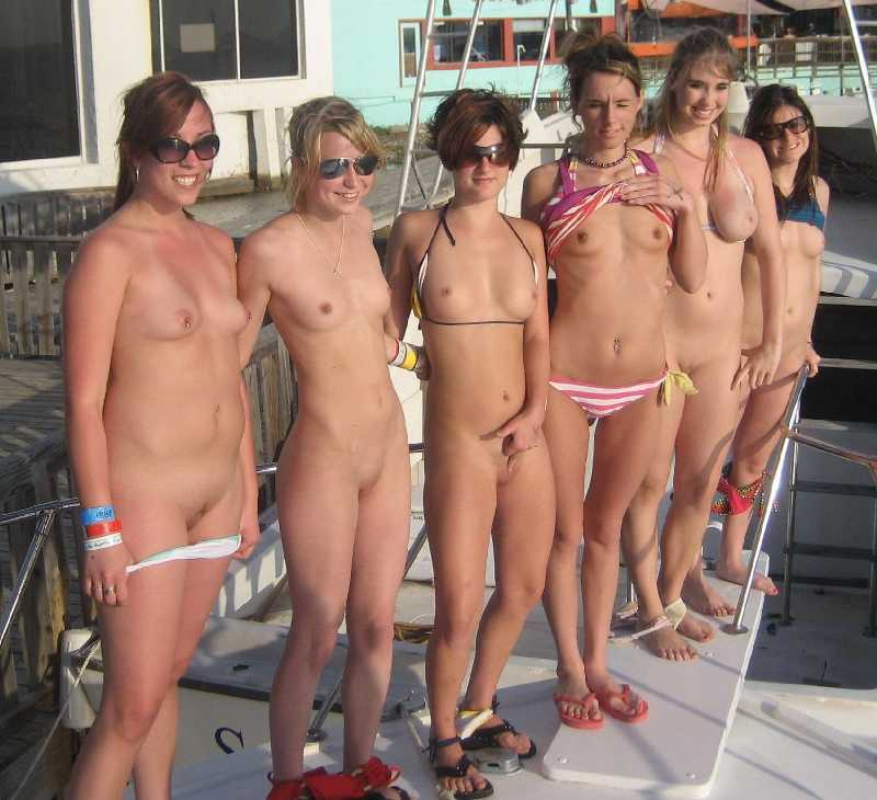 Girl groups naked The Ladybirds: