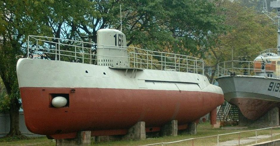 Grand S. reccomend Naval midget submarine
