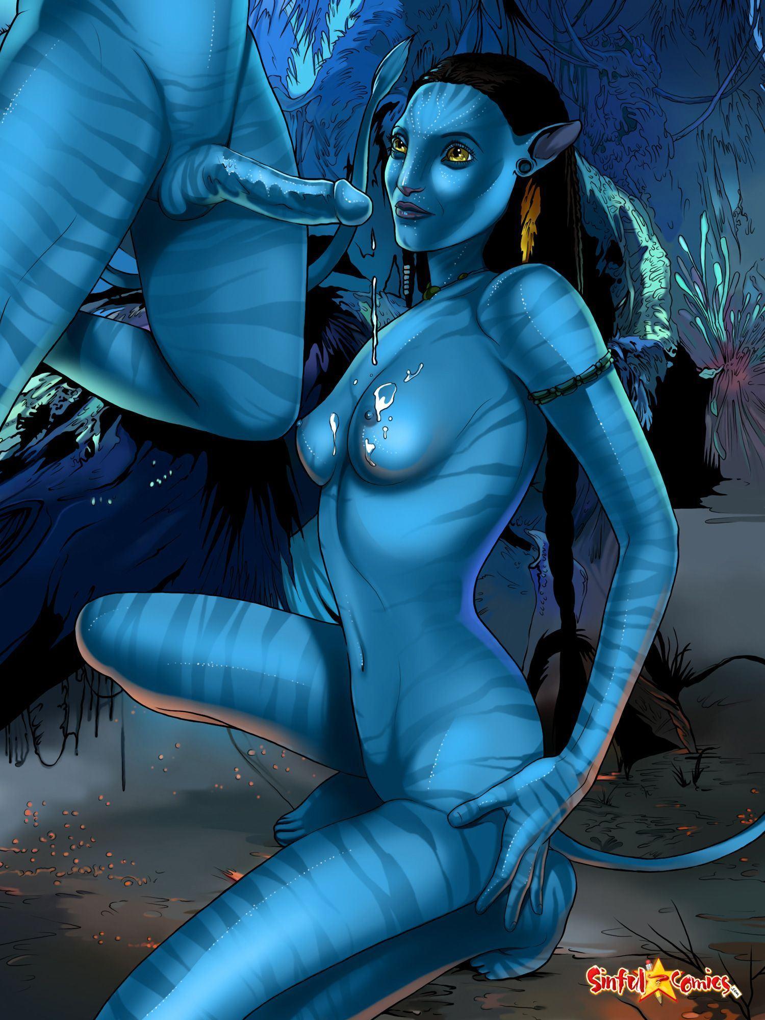 Avatar sex porn