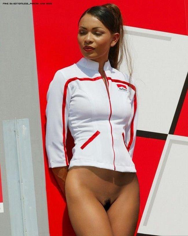 Paddock girls nude gallery