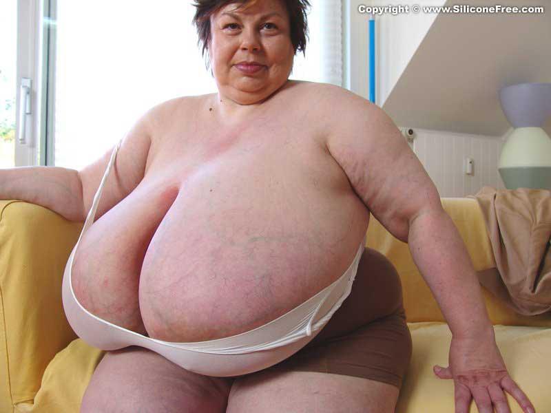 Karola - German BBW big tits