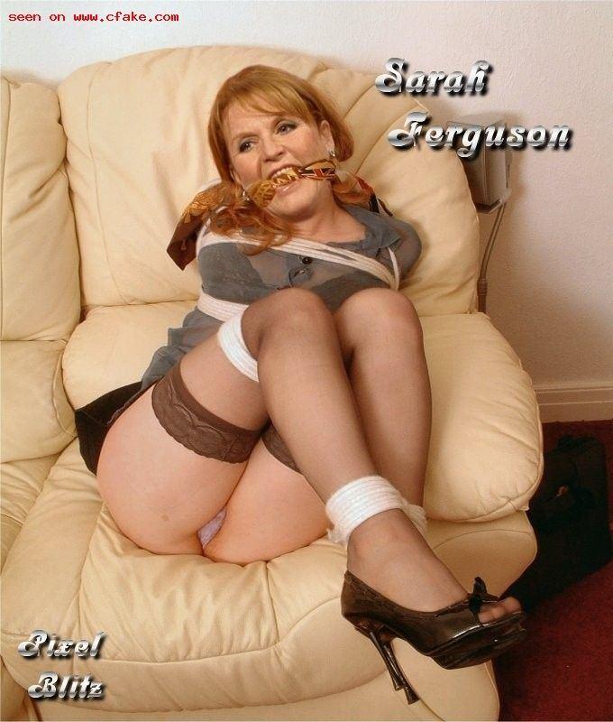 Nackt  Sarah Ferguson 41 Hot