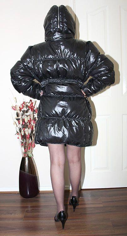 Number S. reccomend fetish Satin coat