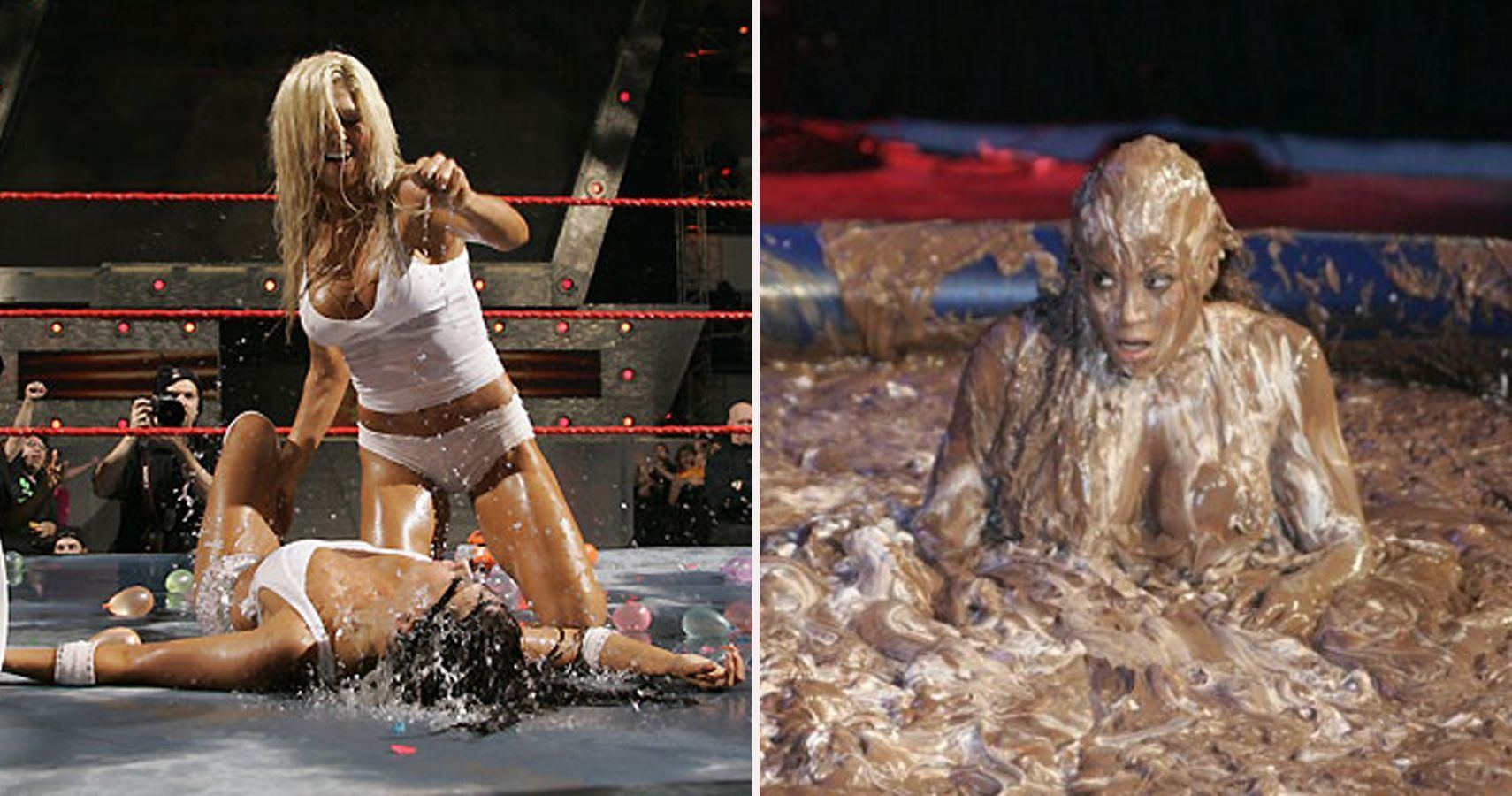 Detector reccomend Sexy womens wrestling tubes