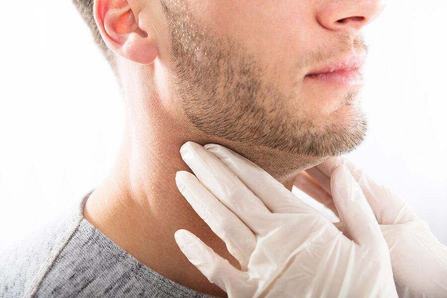 best of Sore sore throat Sore vagina skin