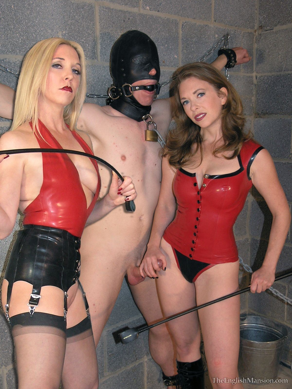 All personal mansion femdom english the be. agree